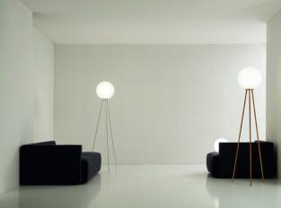 Stojací lampa PALLATRE
