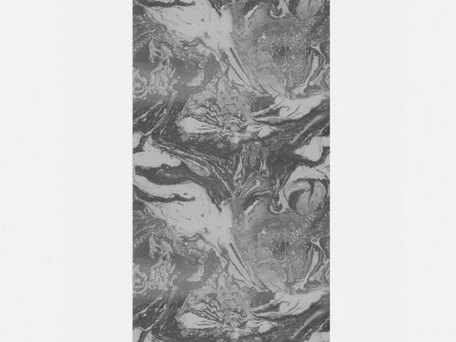 Tapeta Marbling Charcoal