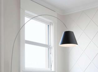 Nástěnná lampa Lady Costanza