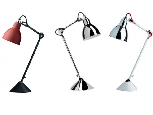 Stolní lampa DCW N°205