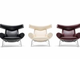 Křeslo Erik Jørgensen Ox Chair