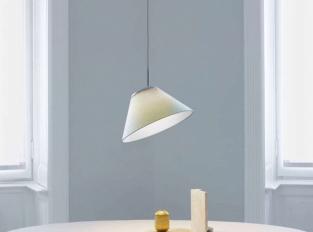 Závěsná lampa Cappuccina