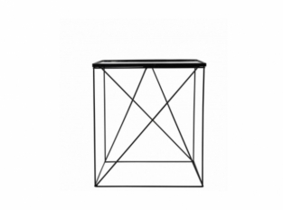 LOOOOX stolek geometrická podnož