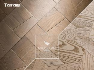 Dřevěné mozaikové podlahy Mardegan