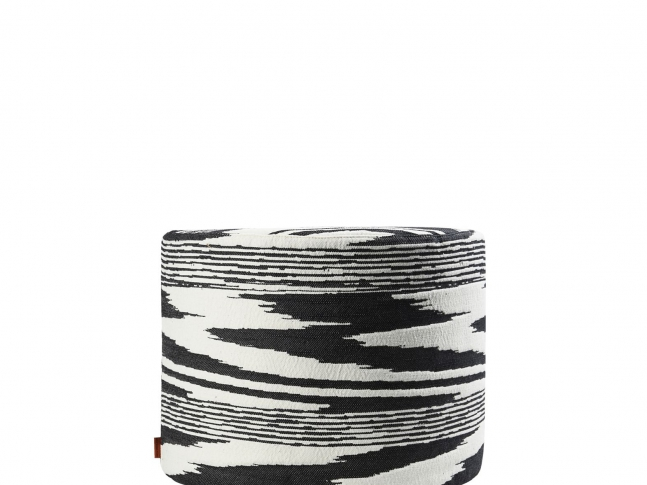 Missoni Cylinder Circ - black & white