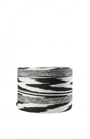Missoni Cylinder Circ - black & white