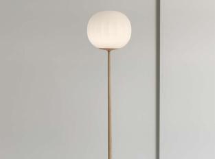 Stojací lampa Lita
