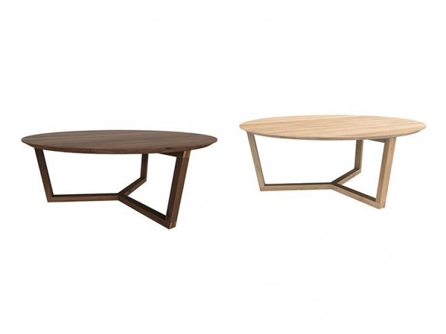 Konferenční stůl Ethnicraft Tripod Coffee Table