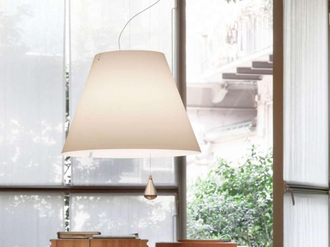 Závěsná lampa Lady Costanza