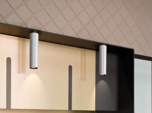 Stropní lampa E04