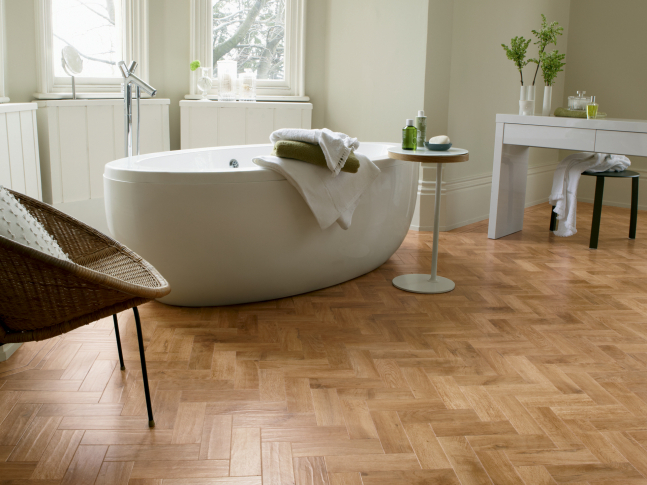 Art Select - Parquet AP01 Blond Oak