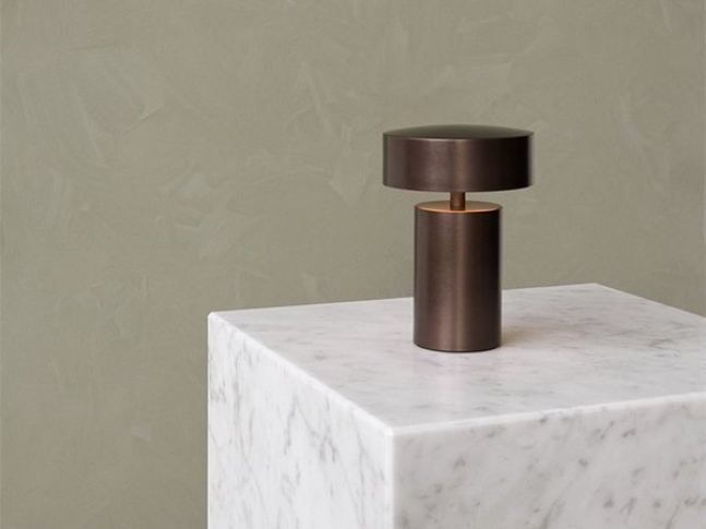 Bezdrátová stolní lampa Column