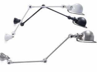 Nástěnná lampa Jieldé Loft D4401