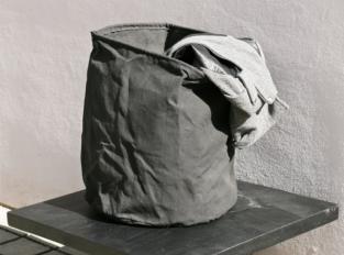 LOOOOX - textilní černý vak na prádlo
