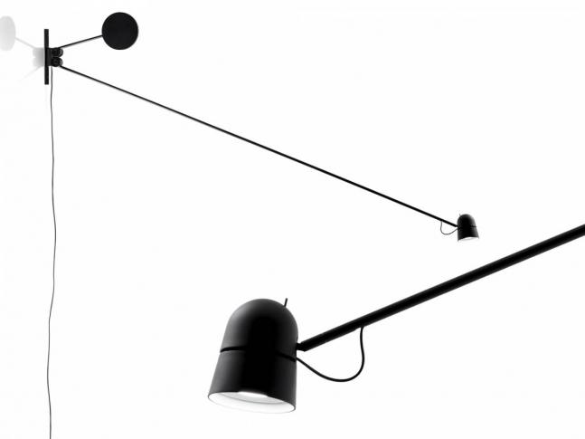 Nástěnná lampa Counterbalance 89840485516bc5dc08d0e05485b577ce