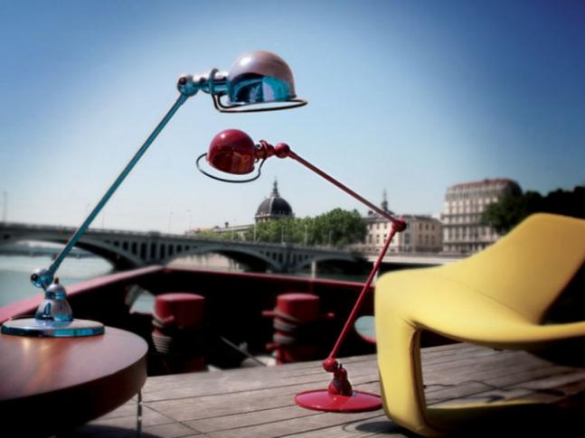Stojací lampa Jieldé D6000