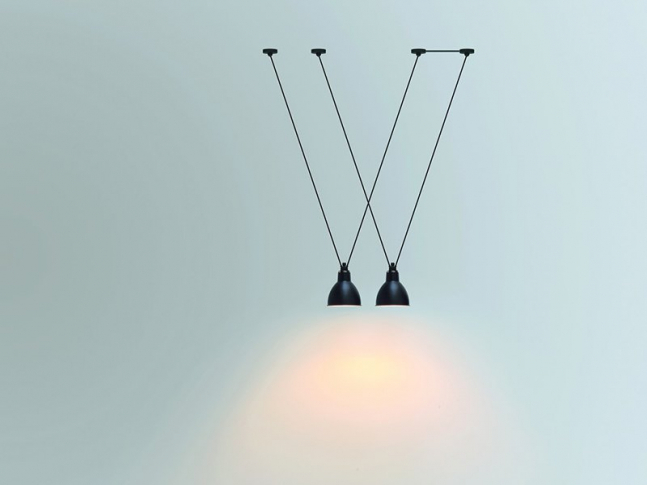Závěsné světlo DCW N°323
