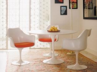 Židle TULIP ARMCHAIR