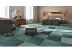 Koberce Freestile - Petersburg Kobercové čtverce s inovativním designem Petersburg od Object Carpet, barva 1402.