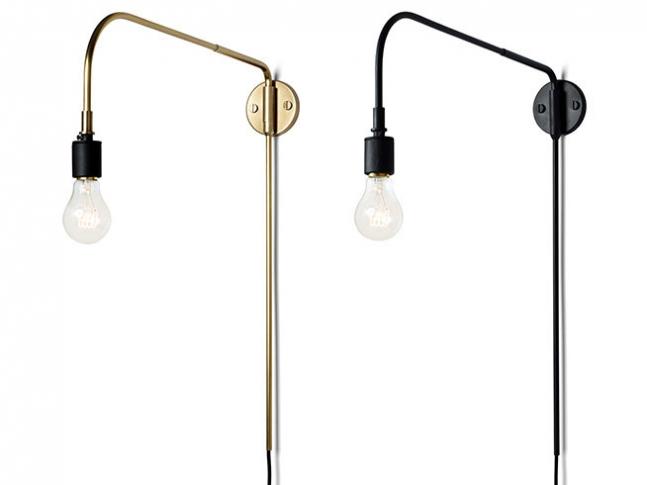 Nástěnná lampa Menu Tribeca Warren Nástěnná lampa Menu Tribeca Warren