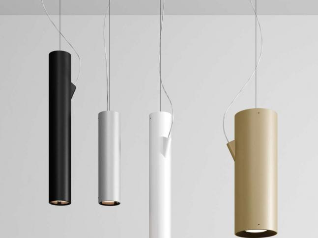 Závěsná lampa E04