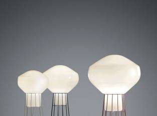 Stojací lampa AÉROSTAT F27