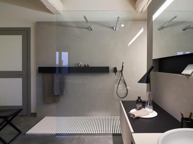 Sprchový kout FLAT D - TYPE A