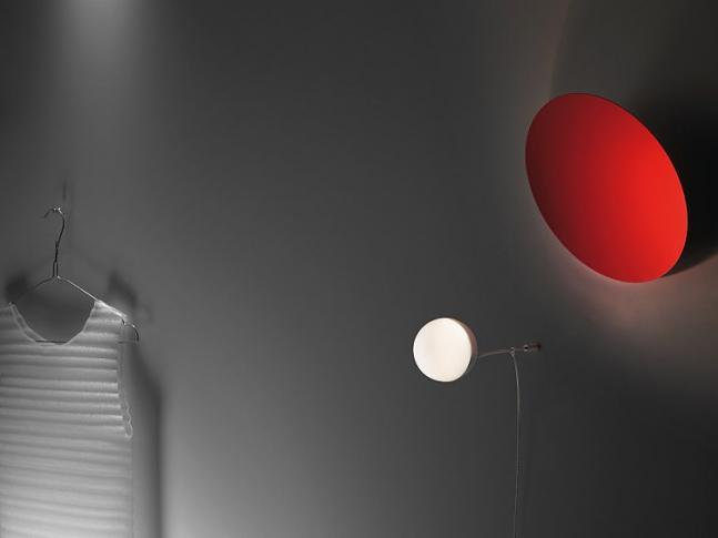 Nástěnné svítidlo - Aka_Tsuki