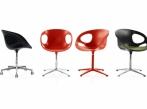 Židle s područkami RIN™ od Republic of Fritz Hansen
