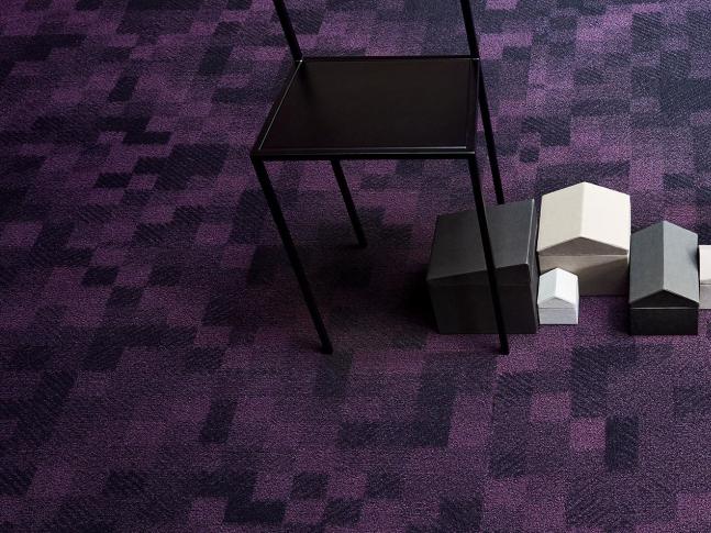 Zátěžový designový koberec Area Designový koberec Area Object Carpet, dodavatel BOCA Praha.