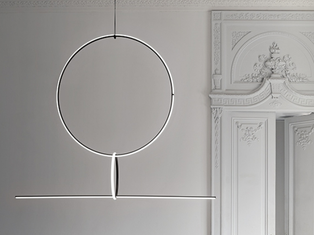 Flos Arrangements arrangements-suspension-round-large-anastassiades-flos-F0408030-product-life-02-571X835