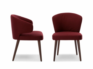 Židle a křeslo Aston