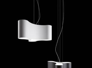 Závěsné svítidlo Ameba Single
