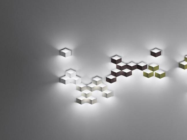 Nástěnné svítidlo Fold Surface