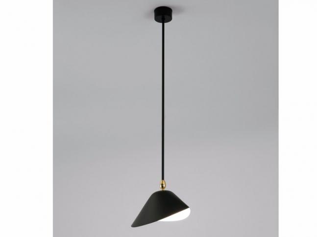 Závěsná lampa Serge Mouille