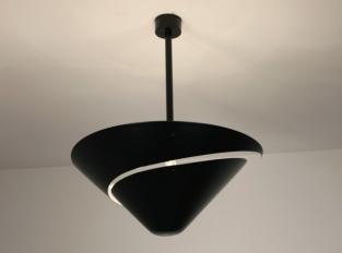 Závěsná lampa Serge Mouille ESCARGOT