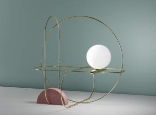 Stolní lampa Setareh