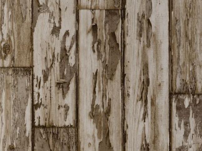 Tapeta Peeling Planks Wp Antique