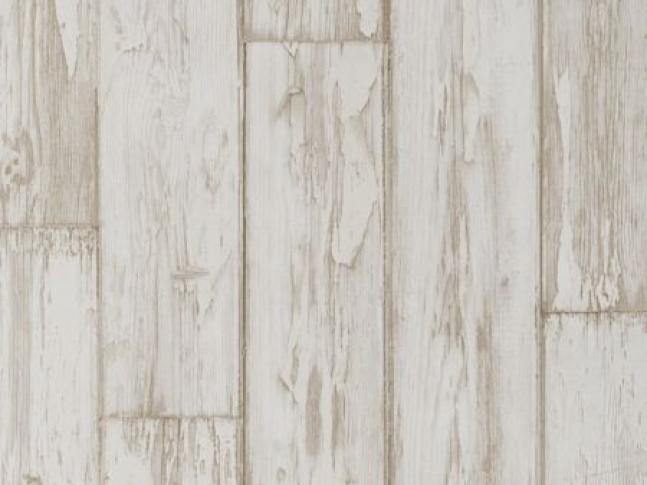 Tapeta Peeling Planks Wp White