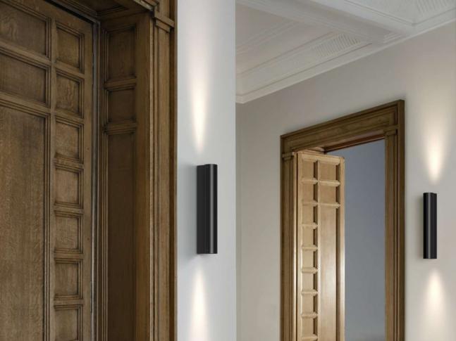 Nástěnná lampa E04