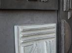 Dekorativní reliéf House Doctor Geometric