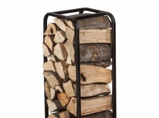 LOOOOX kovový dřevník