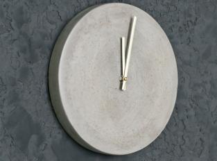 LOOOOX betonové hodiny
