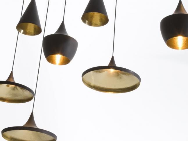 Závěsná lampa Beat