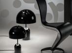 Bell Table Light Black