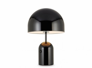 Bell Table Light Black