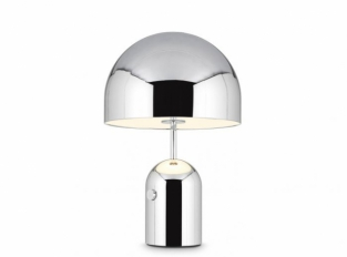 Bell Table Light Chrome