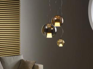 Závěsná lampa BELUGA ROYAL D57