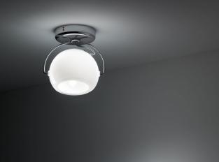 Stropní lampa BELUGA WHITE D57
