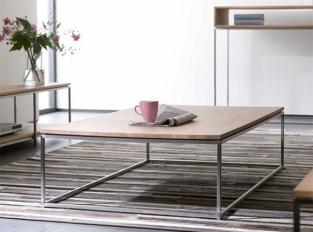 Odkládací stolek Ethnicraft Thin Coffee Table